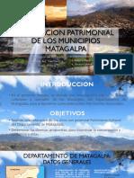 Valoracion Patrimonial de Los Municipios de Matagalpa