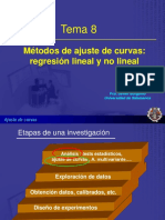 Regresion Linea