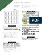 Simulado 4 - (3º Ano E.F - Ciências)- (Blog Do Prof. Warles) (1)