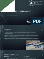 Presentación Sistemas Programables