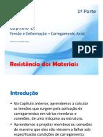 Resistc3aancia Dos Materiais Cap 02