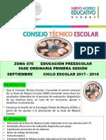Primera Sesion Ordinaria 2017-2018 Cte Septiembre 2 (1)
