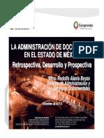 Administracion Del Doctos Edo Mex