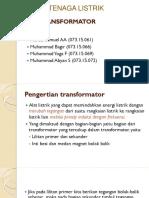 TTL Transformator