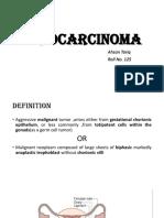 Chorio Carcinoma