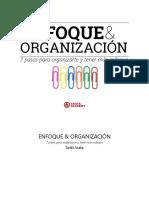 Enfoque Organizacion