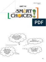 M-unit 13 Smart Choices