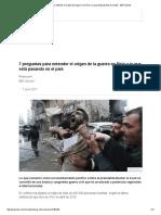 7 preguntas para entender el origen de la guerra en Siria y lo que está pasando en el país - BBC Mundo.pdf