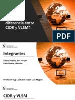CIDR VLSM