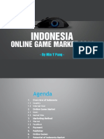Indonesian Game Market 2011