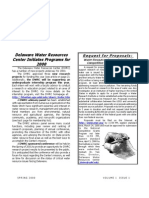 Spring 2000 Water News Delaware Water Resources