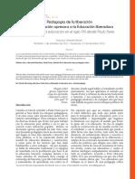 Pedagogía de la liberación De la Educación opresora a la Educación liberadora.pdf