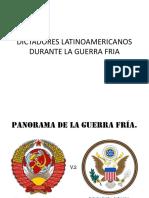 Dictadores Latinoamericanos Durante La Guerra Fria