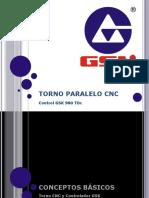 Curso Torno GSK 980 TDc