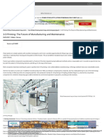 3-D Printing_ the Future of Manufacturing and Maintenance