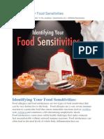 Identifying Your Food Sensitivities.docx