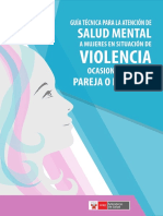 Guia-tecnica-salud-mental Para Victimas de Violencia de Pareja