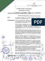 REGLAMENTO GENERAL UNVES - Universidad Nacional de Villarrica Del Espiritu Santo