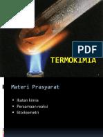 PPT TERMOKIMIA
