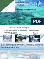 04 Ciclo Del Agua y Principales Contaminantes