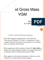 CARGO - VGM Regulation & Flowchart (1)
