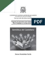 242637512 Mondonedo Murillo Marcos Semiotica Del Castellano PDF