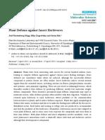 Furstenberg-Hagg et al. 2013. Plant defense against insect herbivores..pdf