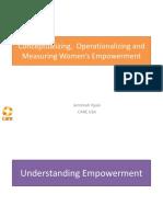 Weai Womensempowerment Care