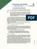 Orden HAP-1057-2013