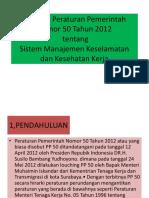 Paparan PP 50 2012