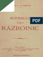 Vlădescu, Mihail C_Jurnalul unui razboinic.pdf