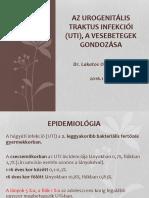 Urogenitális Traktus Infekciói (UTI), A Vesebetegek Gondozása (2016.10.19.)