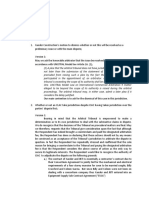 Mock Arbitration_compilation of Researches
