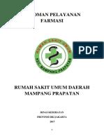 Cover Pedoman Pelayanan Farmasi