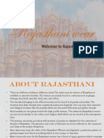 Rajasthanin Women's Wear