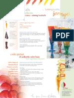 Diana Naturals Coloring Solutions_ Beverage