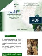 Sistema Departamental de Areas Protegidas