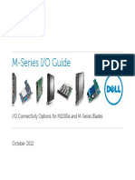 PowerEdge M Series Blades IO Guide
