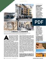 Brescia e l'enogastronomia sulle pagine de Le Figaro