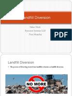 Suhas Dixit - Landfill Diversion