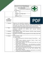 9. 8.2.2 Ep9 Sop Pengawasan Dan Pengendalian Penggunaan Obat Psikotropika Dan Narkotika