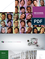 KDI SCHOOL Brochure