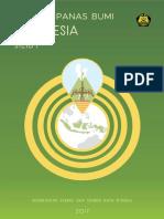 Buku Potensi Panas Bumi Indonesia 2017 Jilid 1