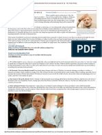 Brand Narendra Modi_ Here Are 9 Business Lessons for All - The Times of India