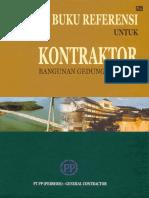 Buku referensi untuk kontraktor
