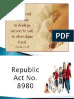 ECCD Act