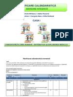 Planificare calendaristica_cls I CLR + MEM