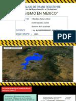 Sismo en Mexico 2017