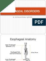 k11 - Esophageal Disorders