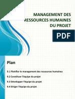 [7] Management Des Ressources Humaines Du Projet